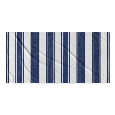 Melton Stripe Beach Towel