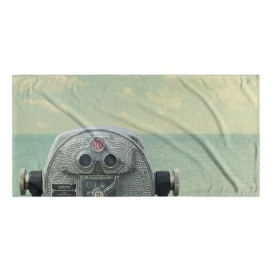 Way out There Beach Towel