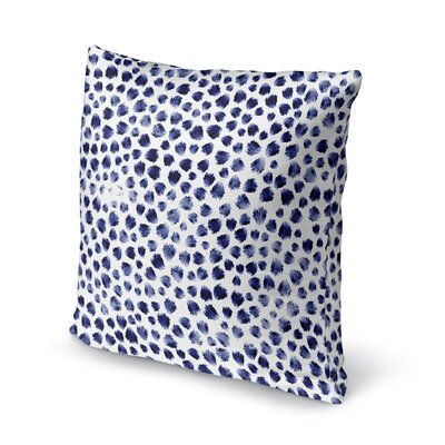 Animal Spot Accent Pillow Size: 16 H x 16 W x 5 D