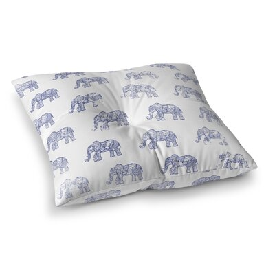 Netea Floor Pillow Size: 23 H x 23 W x 9.5 D