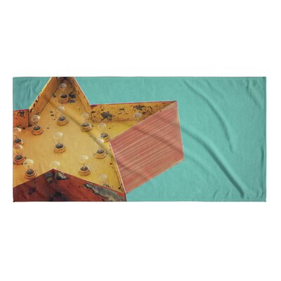 Star Sign Beach Towel