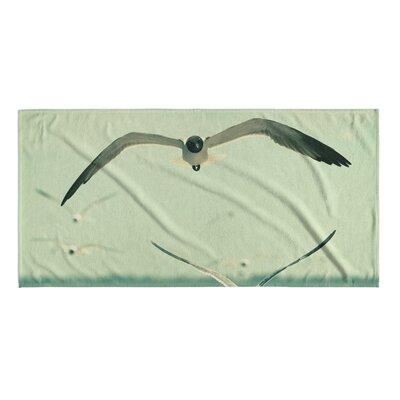 Gulls Beach Towel