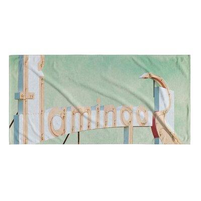 Flamingo Beach Towel