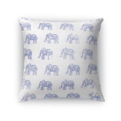 Netea Throw Pillow Size: 18 H x 18 W x 5 D