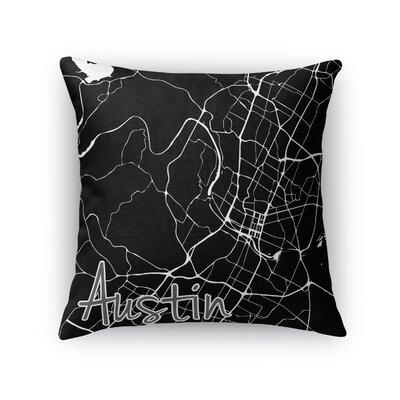 Austin Throw Pillow Size: 24 H x 24 W x 5 D