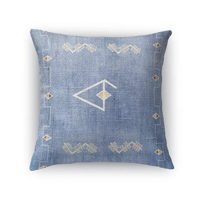 Knute Throw Pillow Size: 24 H x 24 W x 5 D