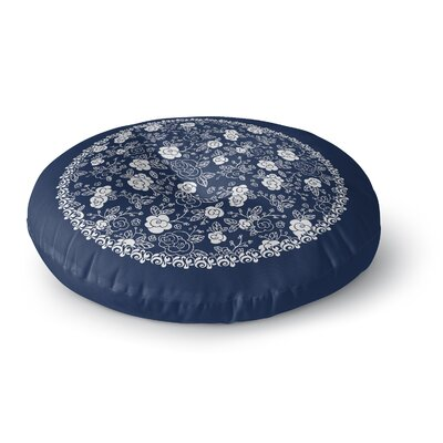 Danesfield Round Floor Pillow Size: 23 H x 23 W x 9.5 D