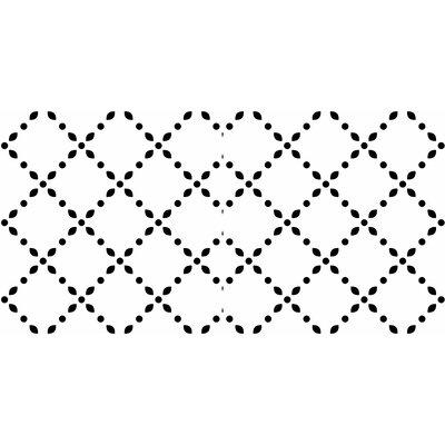 Spot Diamond Floor Pillow Size: 23 H x 23 W x 9.5 D