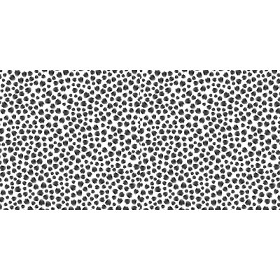 Jagged Spots Floor Pillow Size: 23 H x 23 W x 9.5 D
