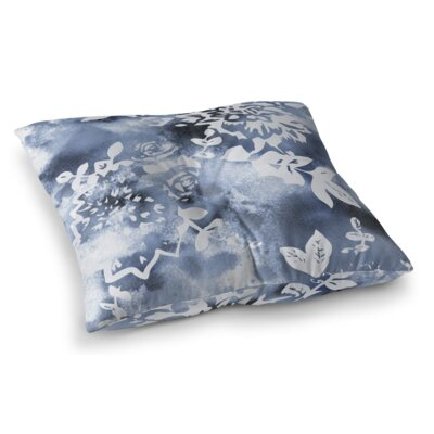 Rodick ll Square Floor Pillow Size: 23 H x 23 W x 9.5 D