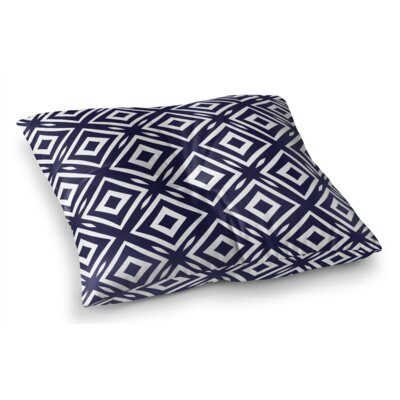 Square Peg Square Floor Pillow Size: 26 H x 26 W x 12.5 D