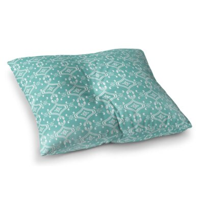 Fernwood Indoor/Outdoor Floor Pillow Size: 23 H x 23 W x 9.5 D