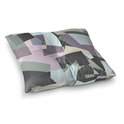 "Blocks Floor Pillow Size: 26"" H x 26"" W FPI-FPS26-26X26-BBA6507"