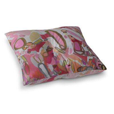 Pretty Pink Pills Floor Pillow FPI-FPS23-23X23-SSK3534