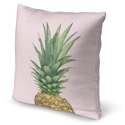 Pineapple Top Accent Pillow Size: 16 H x 16 W x 5 D
