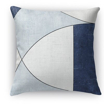 Yoka Throw Pillow Size: 24 H x 24 W x 5 D