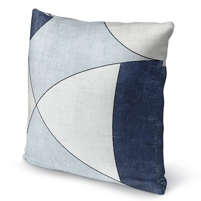 Yoka Accent Pillow Size: 16 H x 16 W x 5 D