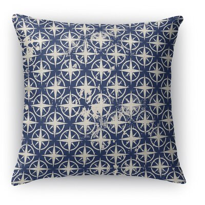 Toba Throw Pillow Size: 18 H x 18 W x 5 D