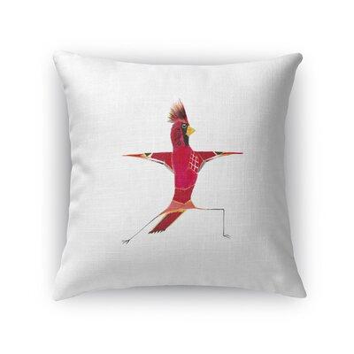 Mystical Cardinal Accent Pillow