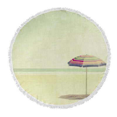 Glen Ridge Round Beach Towel