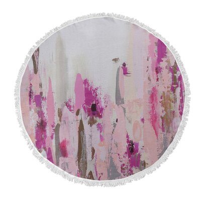 Abby Round Beach Towel