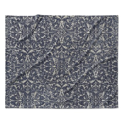 Cordoba Fleece Blanket Size: 50 W x 60 L