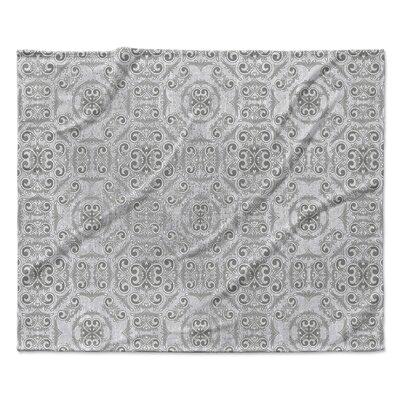 Bilbao Fleece Blanket Size: 90 W x 90 L