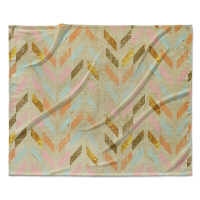 Palermo Fleece Blanket Size: 60 W x 80 L