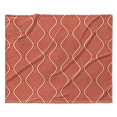 Brescia Fleece Blanket Size: 90 W x 90 L
