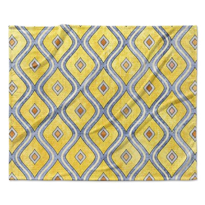 Pescara Fleece Blanket Size: 50 W x 60 L