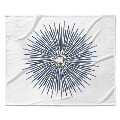 Polar Sun Fleece Blanket Size: 90 W x 90 L