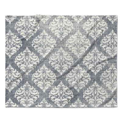 Vigo Fleece Blanket Size: 90 W x 90 L