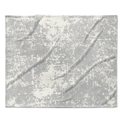 Arlington Fleece Blanket Size: 90 W x 90 L