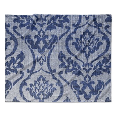 Osterville Fleece Blanket Size: 90 W x 90 L