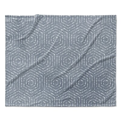 Aversa Fleece Blanket Size: 60 W x 80 L