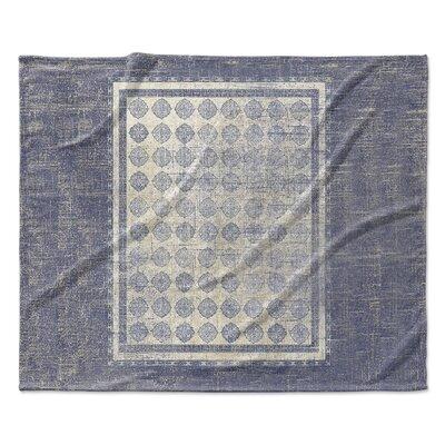 Lugo Fleece Blanket Size: 90 W x 90 L