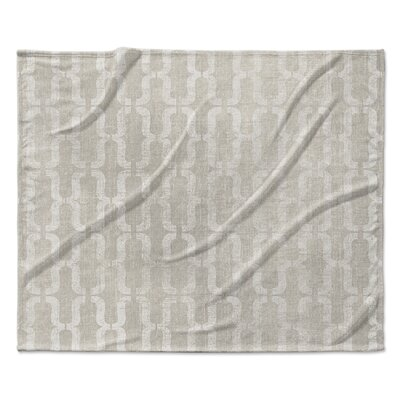 Grosseto Fleece Blanket Size: 50 W x 60 L