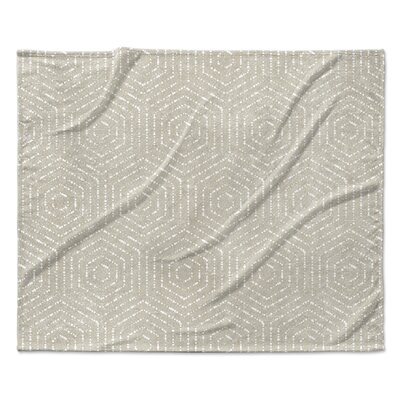Scandicci Fleece Blanket Size: 60 W x 80 L