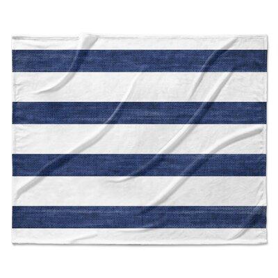 Mashpee Fleece Blanket Size: 50 W x 60 L