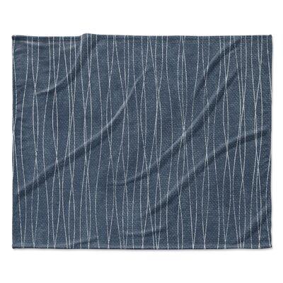 Terni Fleece Blanket Size: 60 W x 80 L