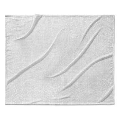 Attica Fleece Blanket Size: 50 W x 60 L