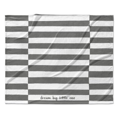 Dream Big Velveteen Blanket