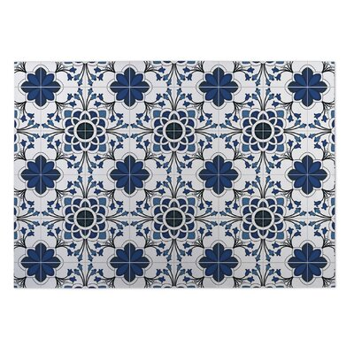 Stokes Doormat Rug Size: Square 8