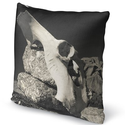 Gredos Accent Pillow Size: 16 H x 16 W x 5 D