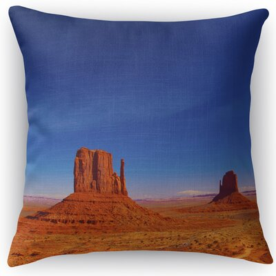 Monumental Throw Pillow Size: 24 H x 24 W x 5 D