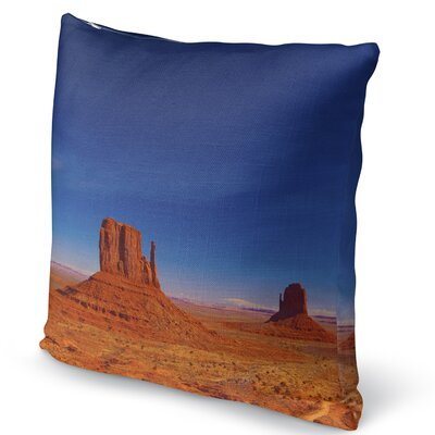 Monumental Accent Pillow Size: 16 H x 16 W x 5 D