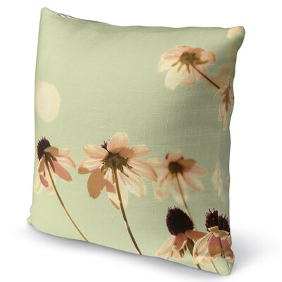 Pastel Accent Pillow Size: 16 H x 16 W x 5 D