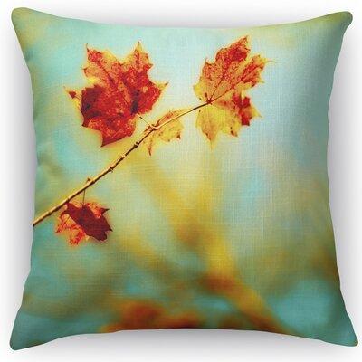 Rusty Glow Throw Pillow Size: 16 H x 16 W x 5 D