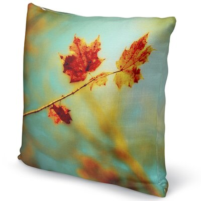Rusty Glow Accent Pillow Size: 16 H x 16 W x 5 D