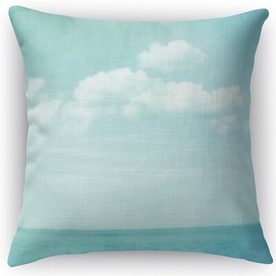 Sea Throw Pillow Size: 18 H x 18 W x 5 D